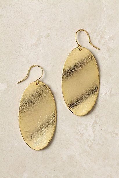 Quetzal Disc Earrings - StyleSays