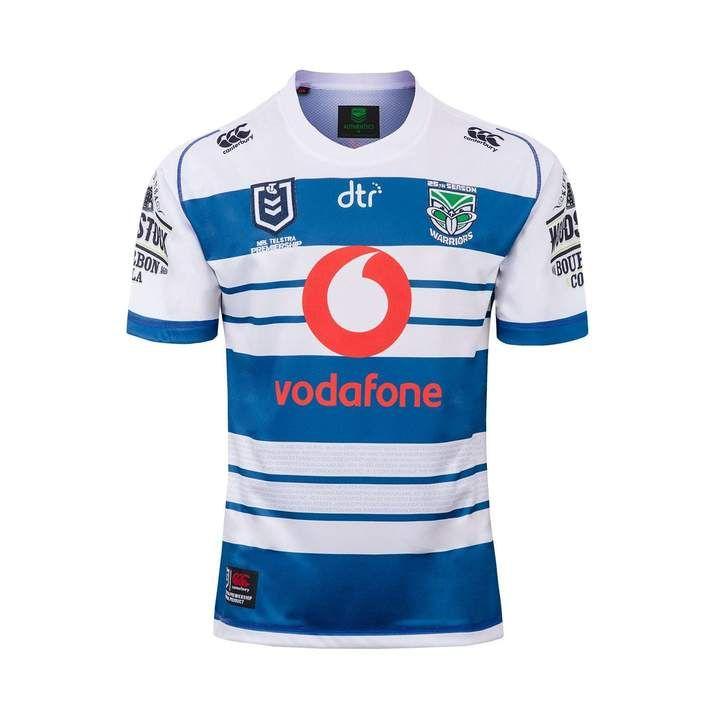 New Zealand Warriors Rugby League Team 2019 20 Replica Kit Shirt Jerse Www Worldsoccerfootballshop Com Em 2020 Esportes Moda