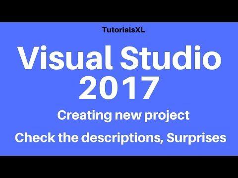 1) Visual Basic Tutorial 2017 - YouTube | Visual Basic in 2019