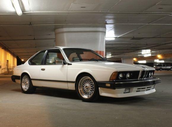 Clean 1986 BMW 635csi