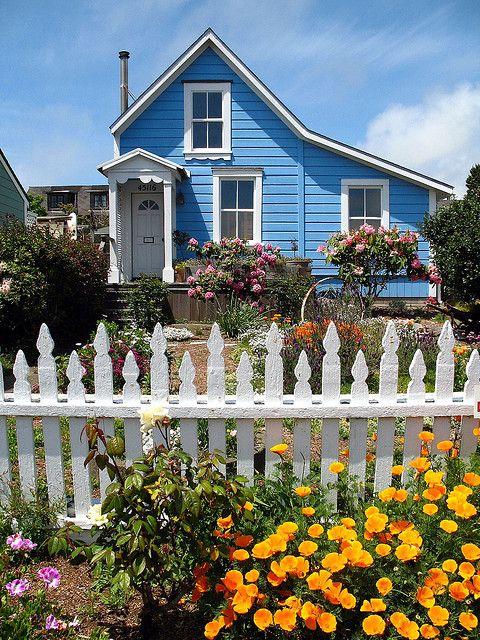 cottage tolle h user pinterest eingangstor garten haus und wohnideen. Black Bedroom Furniture Sets. Home Design Ideas
