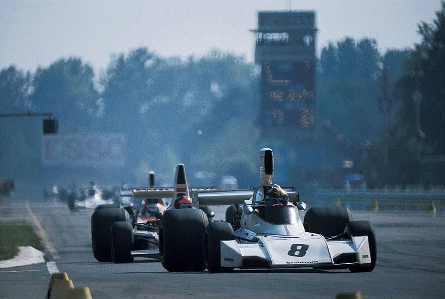 Carlos Pace | Brabham BT44 | Italian Grand Prix