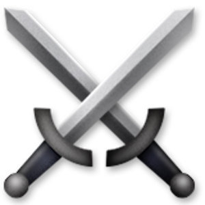 Crossed Swords Emojis Miniaturas