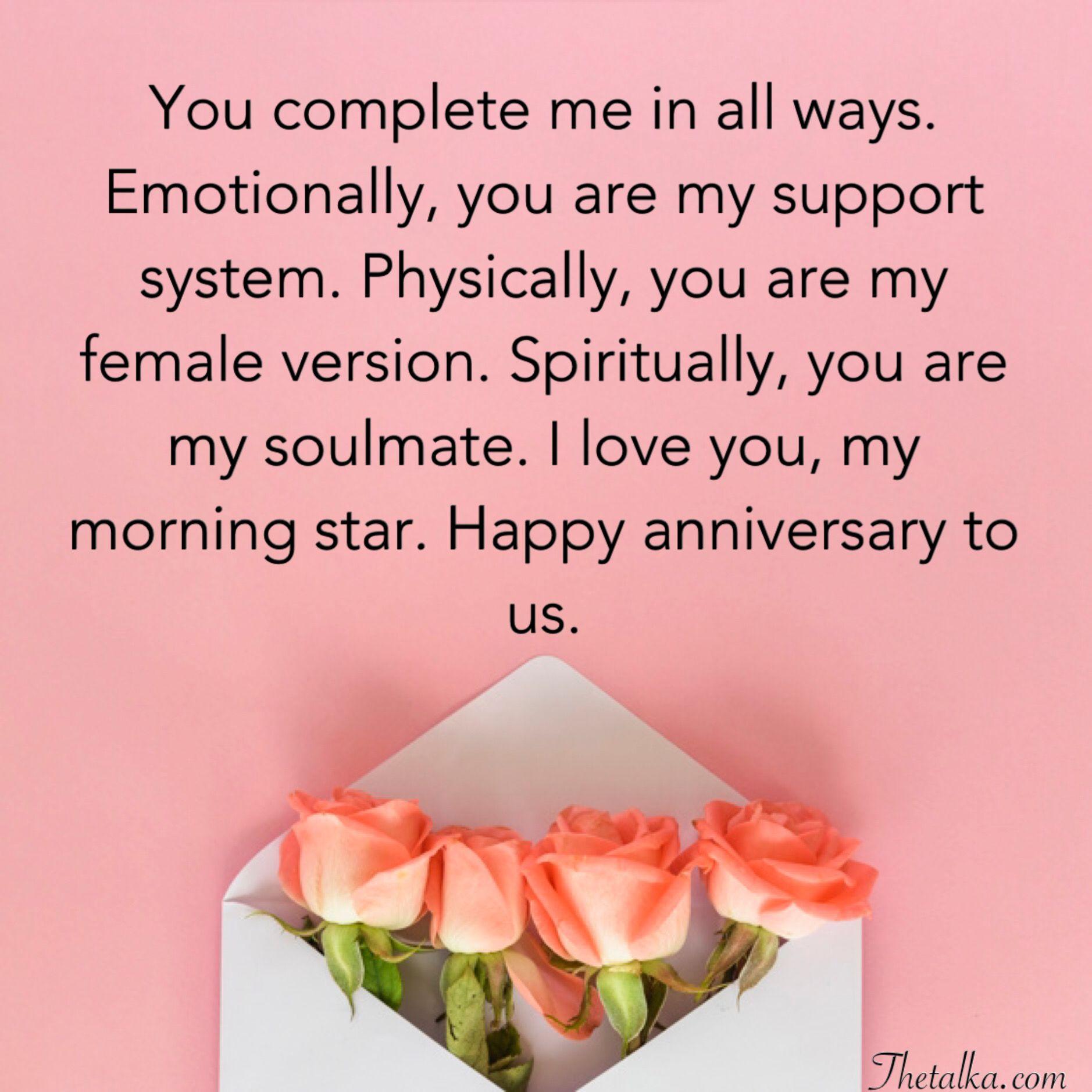 Heartfelt Anniversary Messages For Girlfriend  Message for
