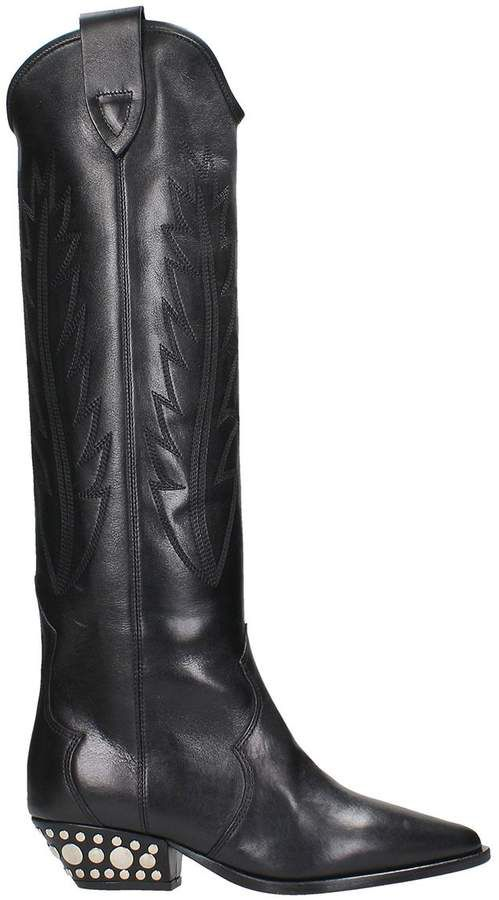 Christian Louboutin Womens Telezip Leather Ankle Boots #