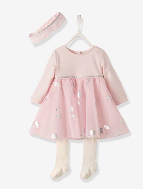Baby kleid vertbaudet