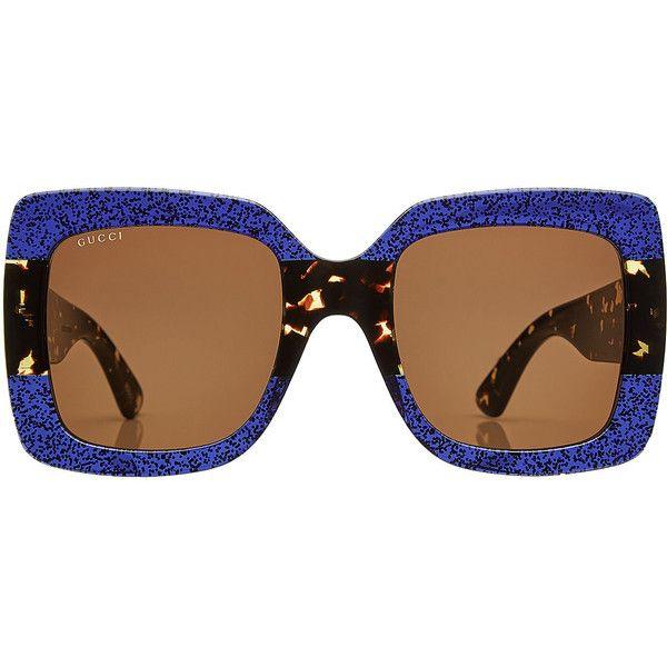 0709e977 Untitled #1442 | Fashion | Sunglasses, Gucci sunglasses, Retro ...