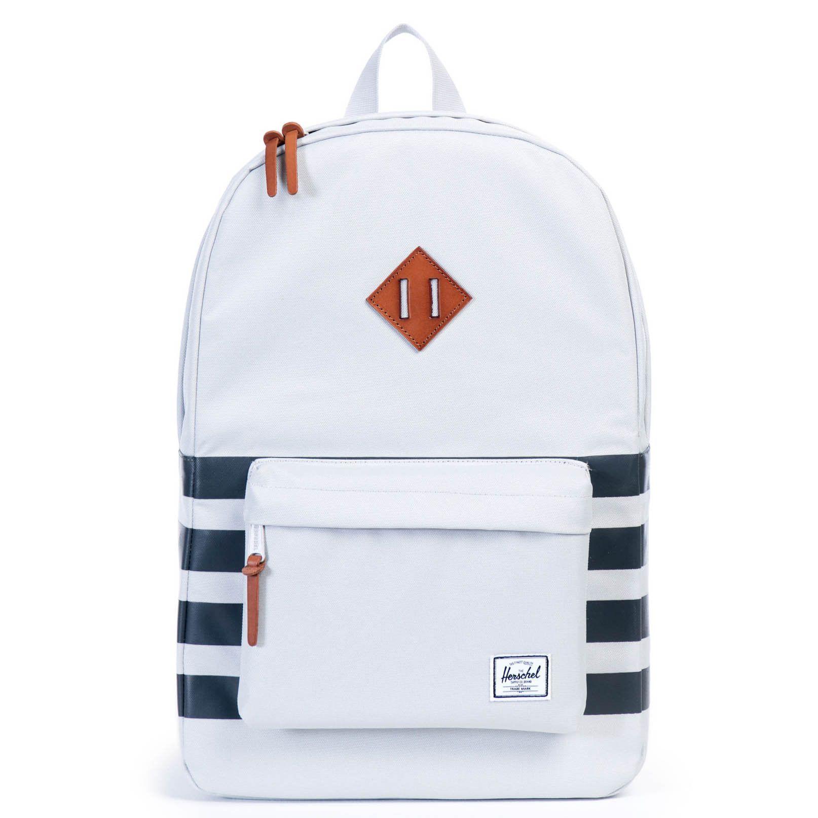 Herschel Supply Co. Offset Collection Heriatge Backpack - Lunar Rock - Low Price