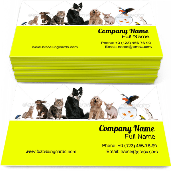 Group Of Pets Sitting Business Card Template Look At Create A Calling Card Group Of Pe In 2020 Pet Sitting Business Pet Sitting Business Cards Business Card Template