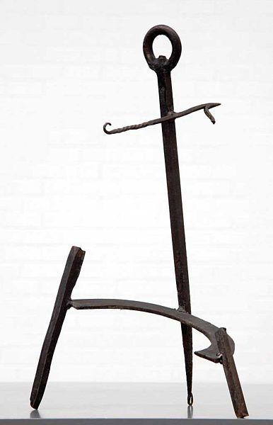 pablo serrano: hierro www.patrimonioculturaldearagon.es