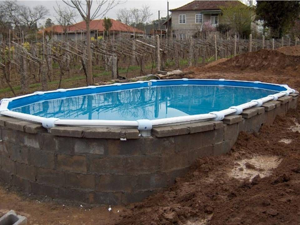 Todas nuestras piscinas desmontables han sido expresamente - Piscinas desmontables enterradas ...
