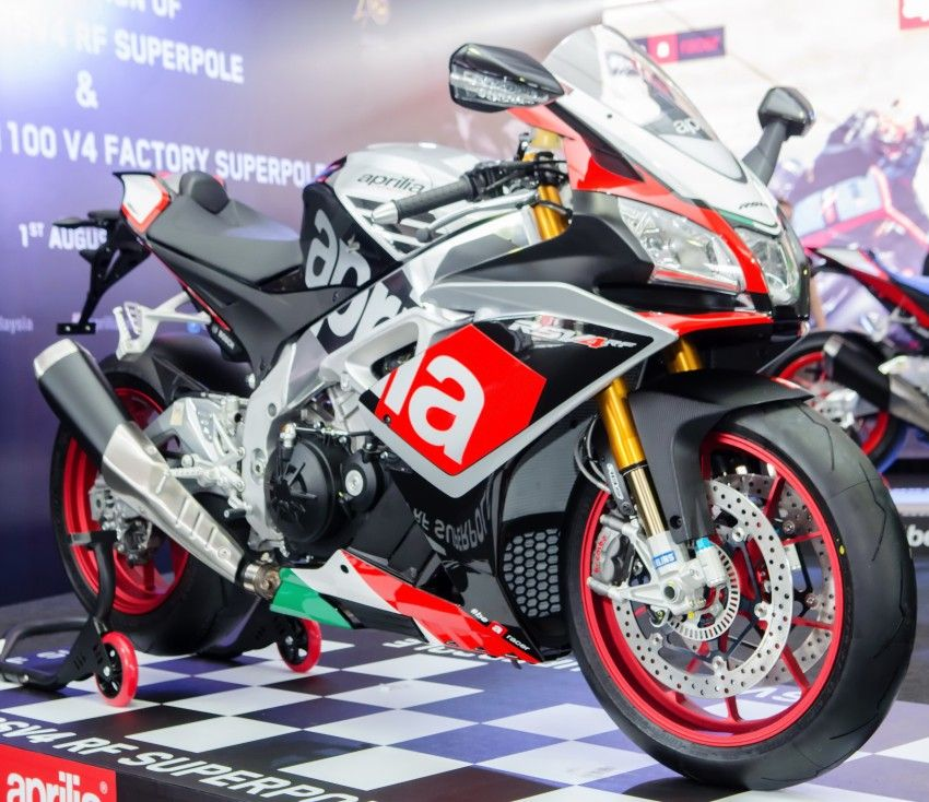 2016 Aprilia RSV4 RF Price and Dyno Test | 2 Wheels