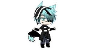 gacha life boy with blue hair  google search with images