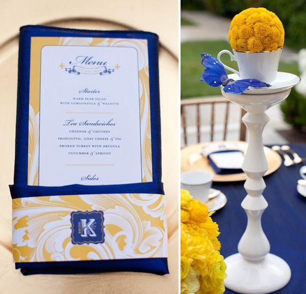 Royal Themed Wedding Ideas: Royal Wedding Inspired Party Theme (Part 1)