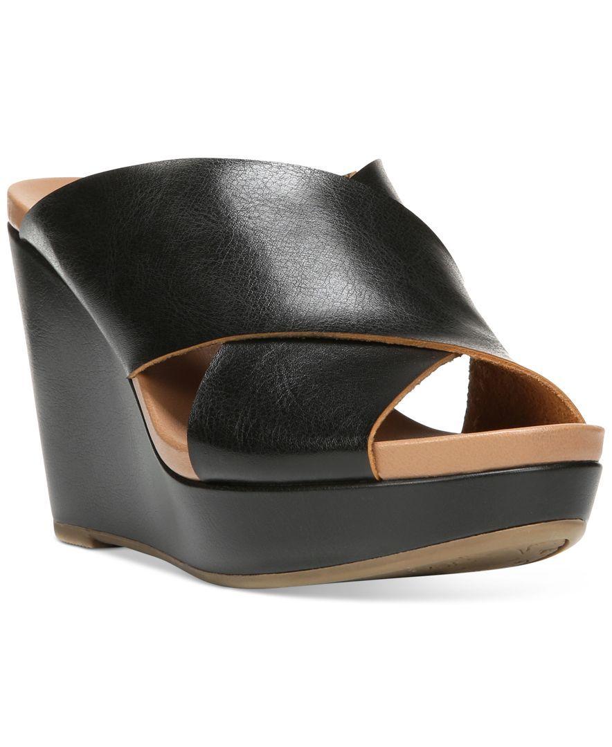 10ea007a0 Dr. Scholl s Mix It Wedge Sandals. Dr. Scholl s Mix It Wedge Sandals Flip  Flop ...