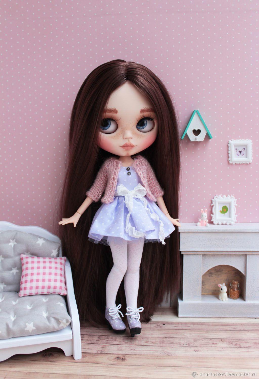 8f86506f6b0 Купить или заказать Кукла Блайз Кристи Blythe Doll в интернет магазине на Ярмарке  Мастеров. С
