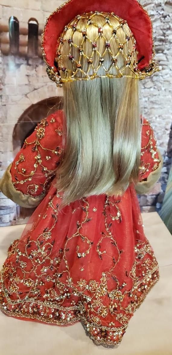 Historical 18 inch doll clothes Queen of King's Landing will fit American Girl®...,  #America... #historicaldollclothes