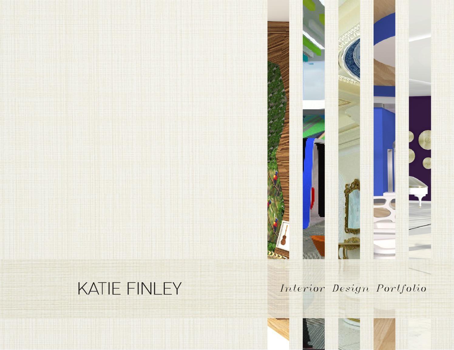 Interior Design Portfolio Katie Finley Interior Design Portfolios Design Portfolios And