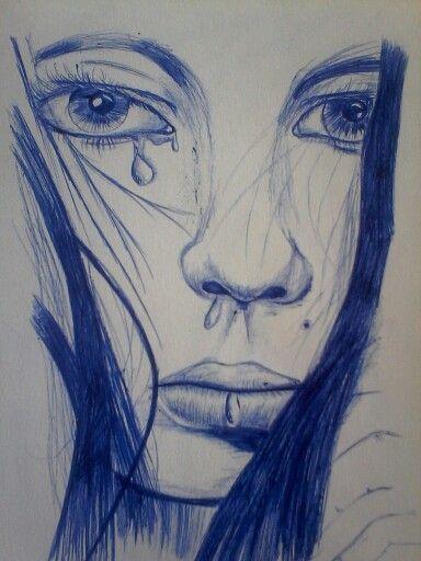 Biro art