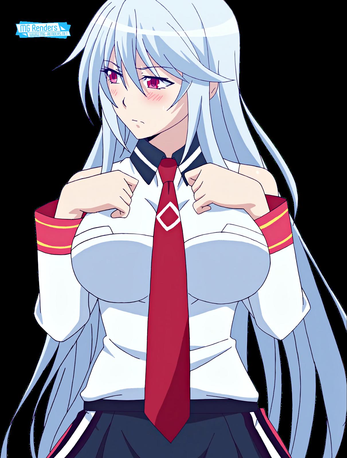 Images Renders Anime Chidorigafuchi Aine Masou Gakuen Hxh Skirt