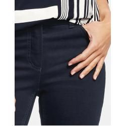 Photo of Gerry Weber Figure Shaping Hose Best4me Long Size Dark Blue Denim Ladies Gerry Weber