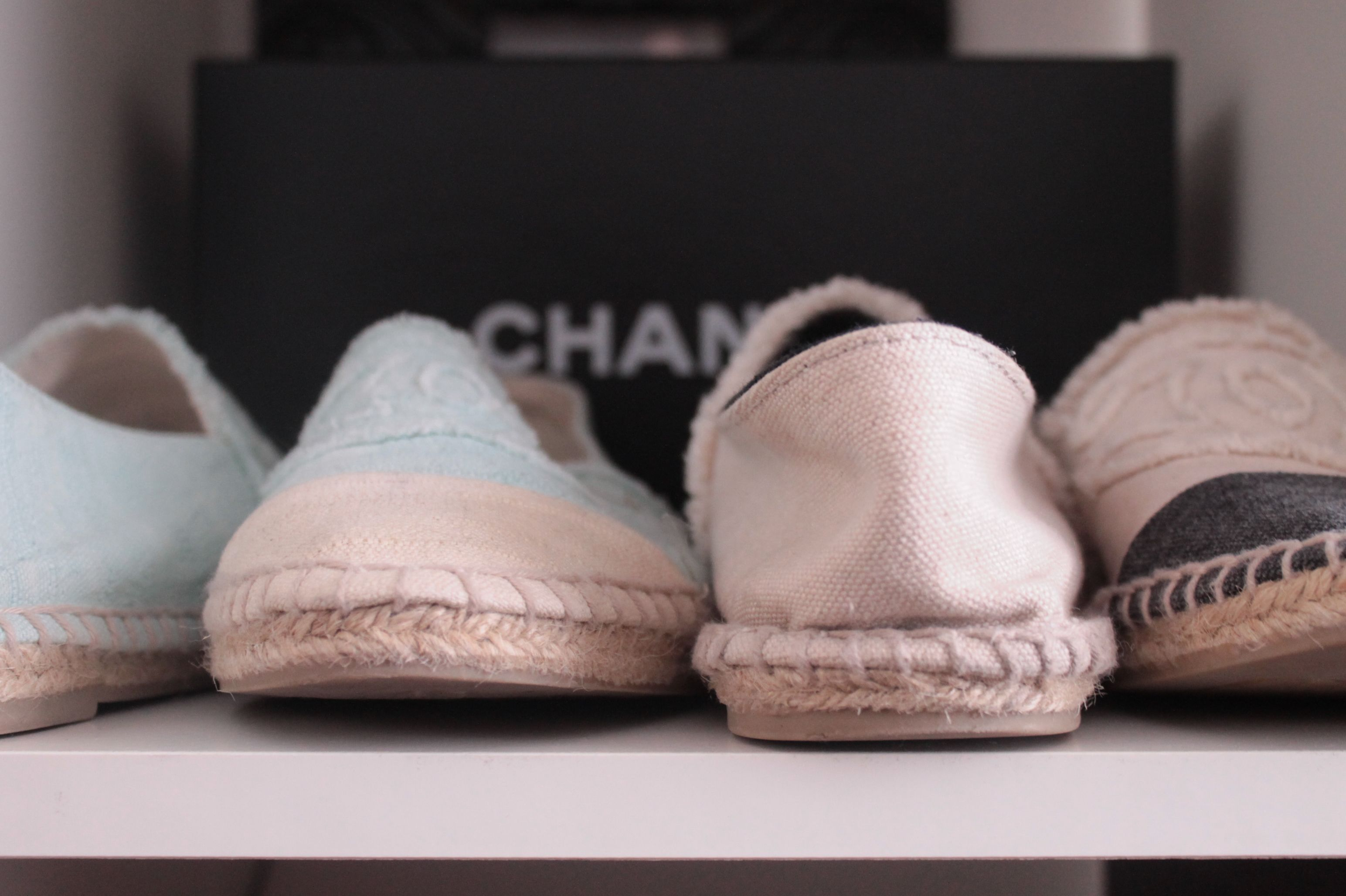 Espadrillin' in Chanel