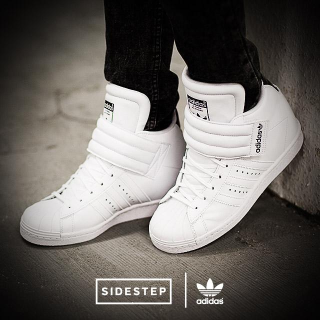 Adidas Superstar Up Strap Sidestep Calzas Zapatos Tenis