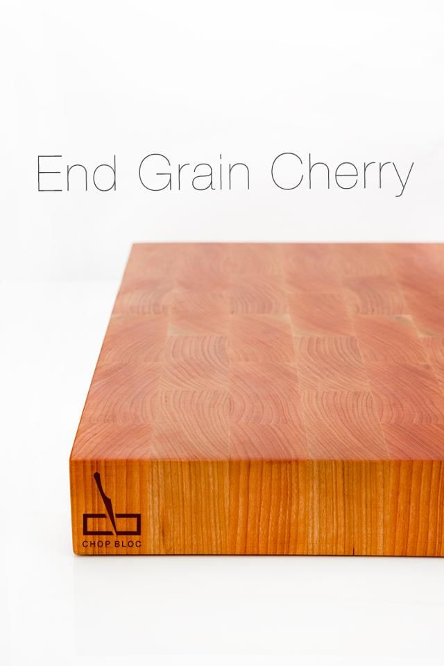 A Cherry Wood Butcher Block Is Sweet Http Chopbloccuttingboards Com Shop End Grain Butcher Block Cher Butcher Block Countertops Butcher Block Trim Carpentry