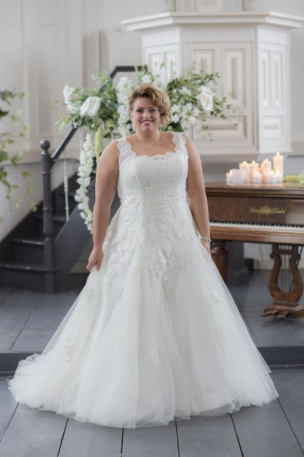 No matter your size or style, the Bridalstar Royal collection is ...