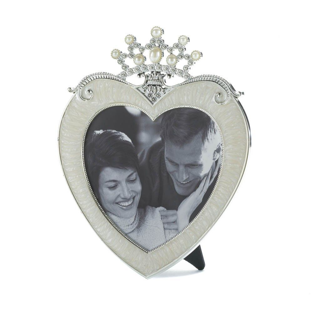 Heart Crown Frame 5x5   Store Products   Pinterest