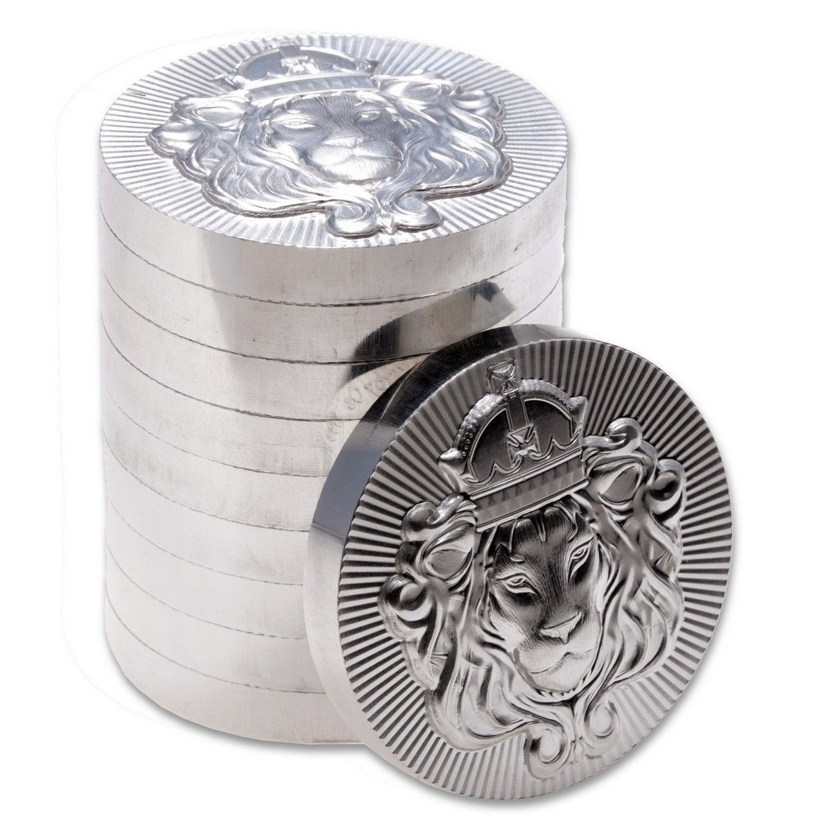 2 Oz Scottsdale Stacker Round Canadian Pmx Silver Bullion Rare Coins Worth Money Valuable Coins