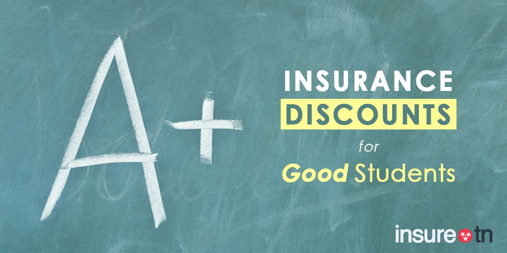 Car insurance discounts for good students httpinsuretn