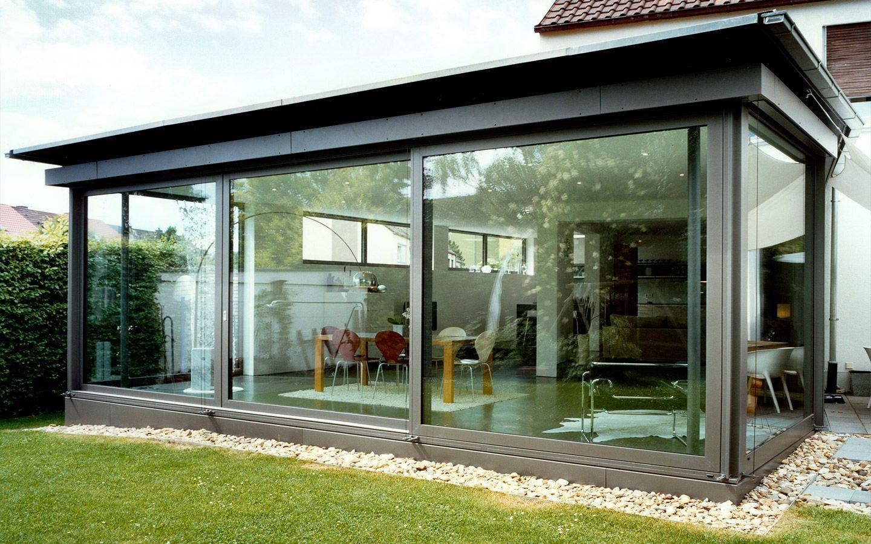 pin von sebastian sorger auf anbau pinterest wintergarten garten und haus. Black Bedroom Furniture Sets. Home Design Ideas