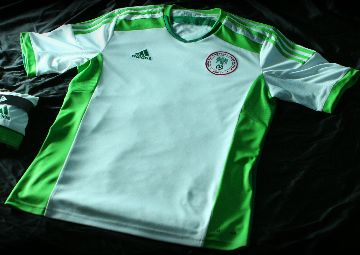 Nigeria 2014 World Cup Adidas Away Jersey World Cup Shirts Football Fashion Sports Shirts