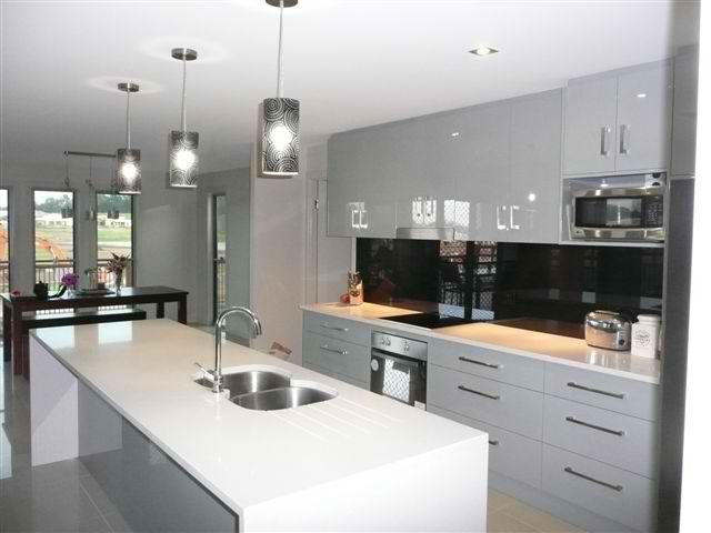 Galley Kitchen Design   Uniqhome.co   Kitchen Ideas   Pinterest ...