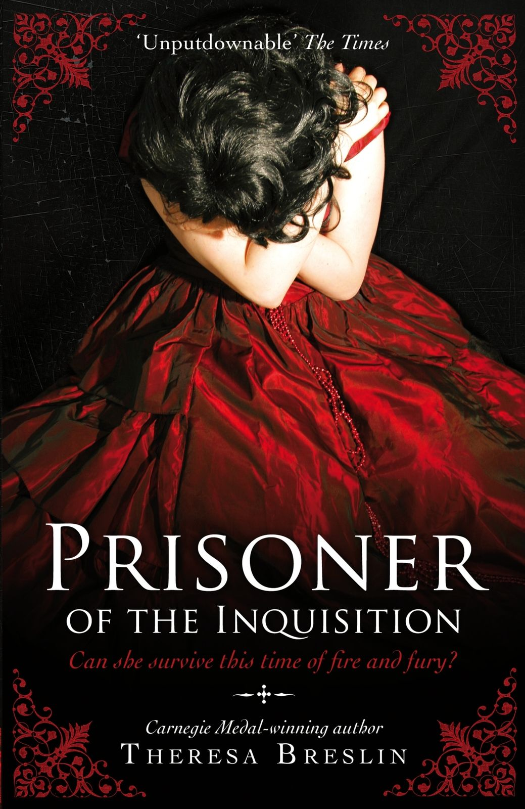 Photo of Prisoner of the Inquisition ~ Paperback / softback ~ Theresa Breslin