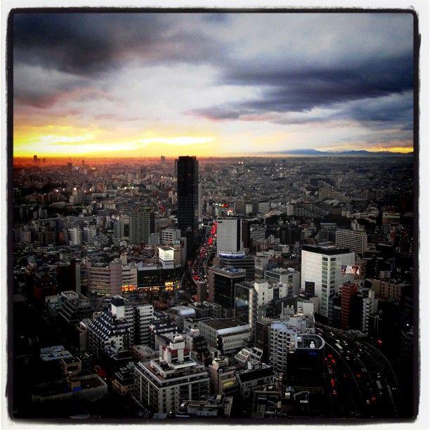 Dreaming of Tokyo...