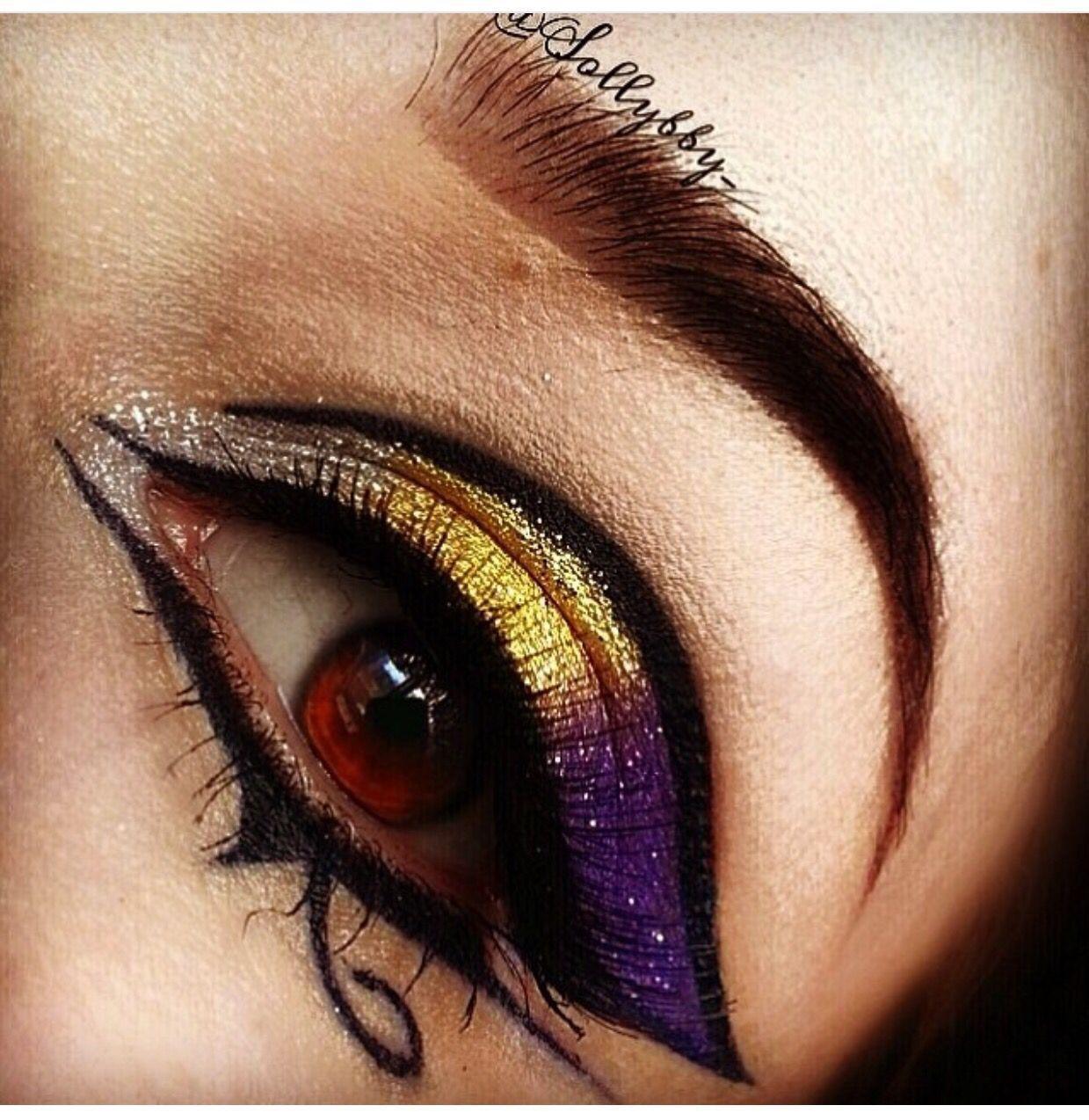 Katy Perry Dark Horse makeup Makeup, Makeup looks