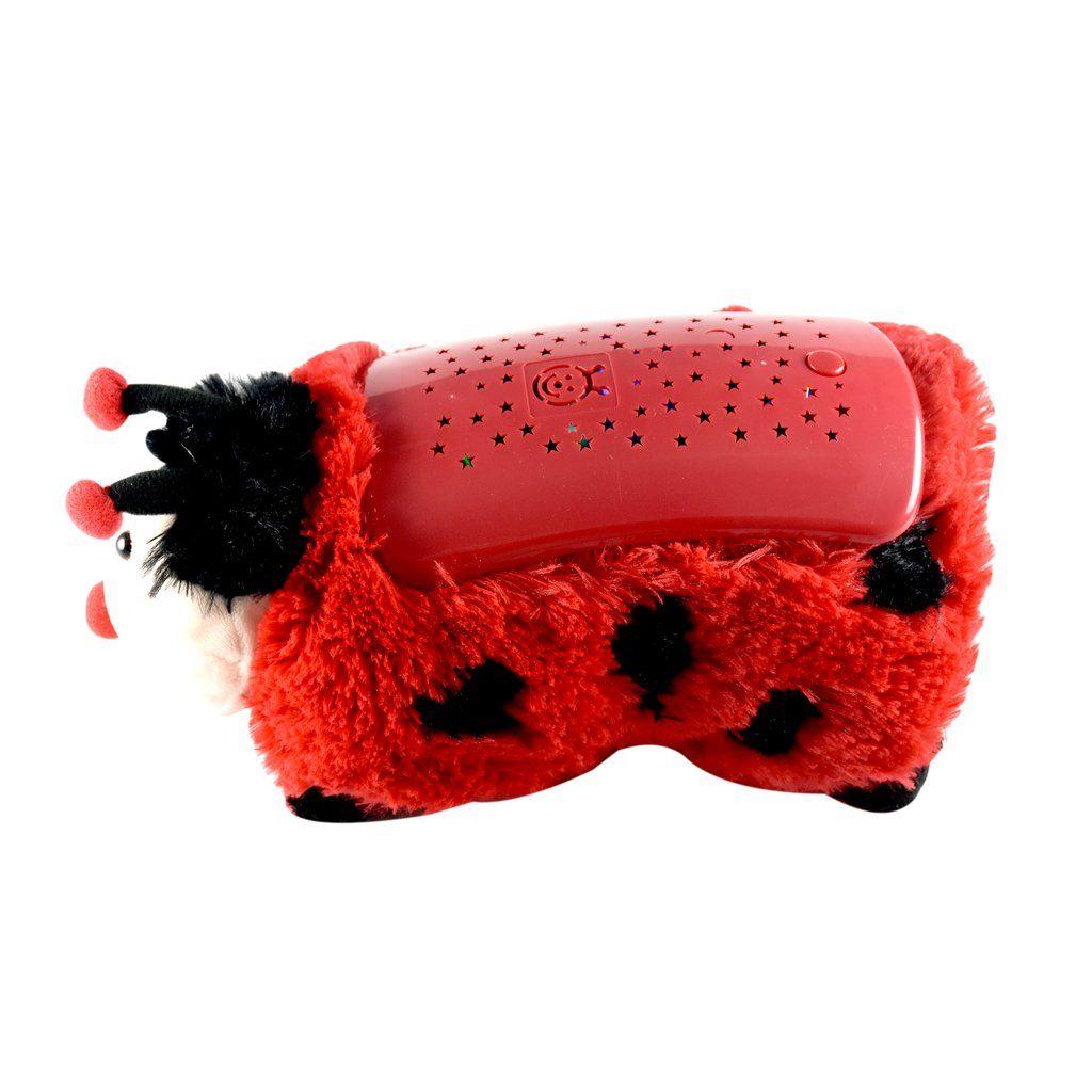 Dream lites pillow pets lady bug animal pillows