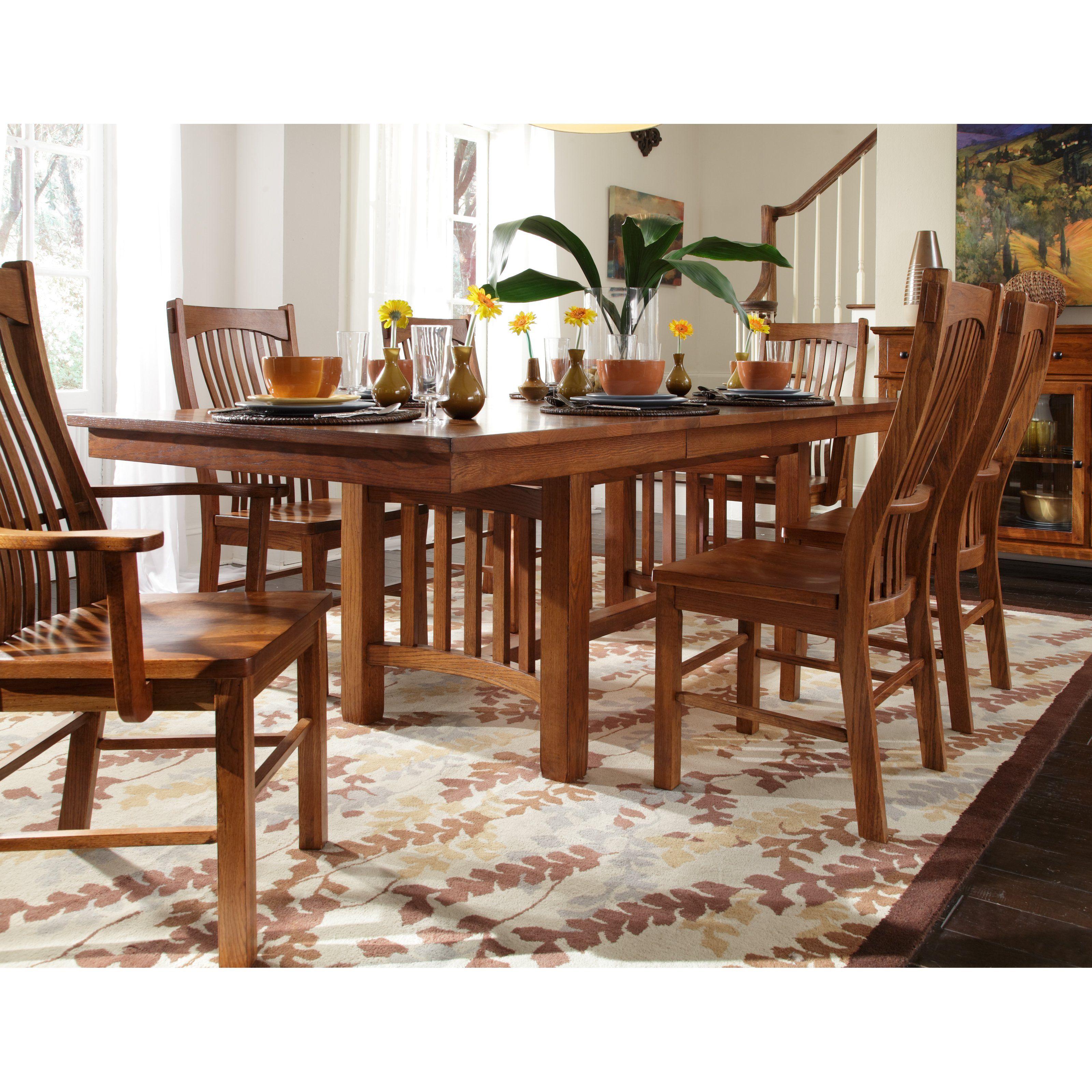 Laurelhurst Collection Aamerica Solid Wood Furniture Rustic