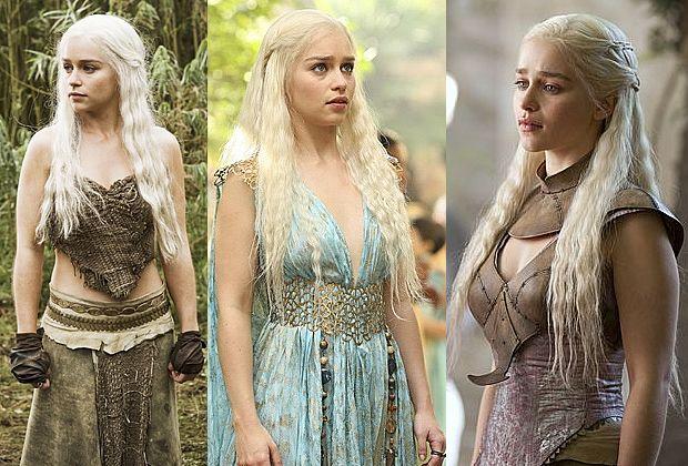 Daenerys Targaryen for halloween maybe?
