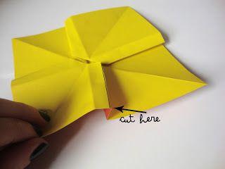 Photo of Origami Bögen