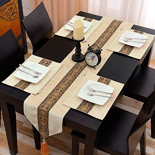 Table Runners Modern Cotton Linen Table Flag Tv Cabinet Shoebox Retro Table Runner And The Study Table Runner Resta Dining Table Runners Retro Table Table Flag