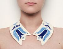 The Awesome Project : DOI/TWO porcelain jewelry line by madalina andronic, via Behance