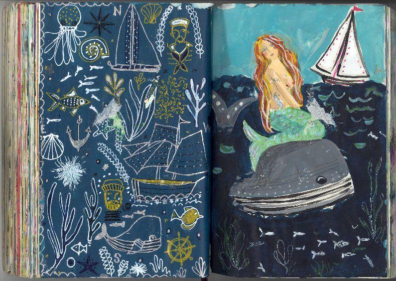 Sketchbook | August Wren