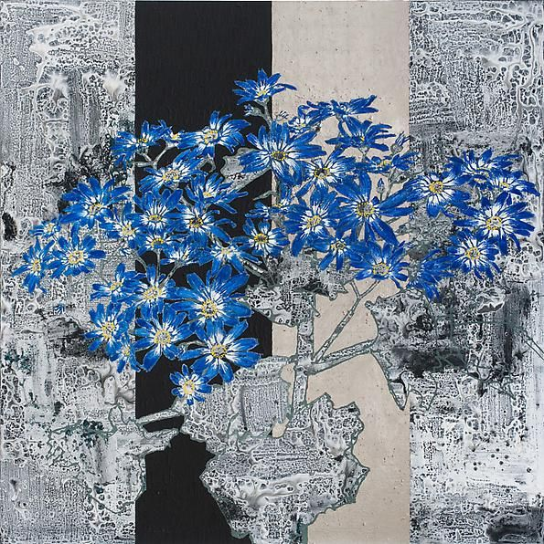 DC Moore Gallery - Robert Kushner: New Paintings / New Collages
