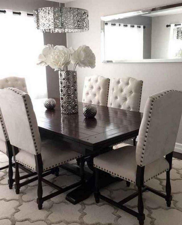 45+ Luxury Dinning Room Furniture Decor Ideas images