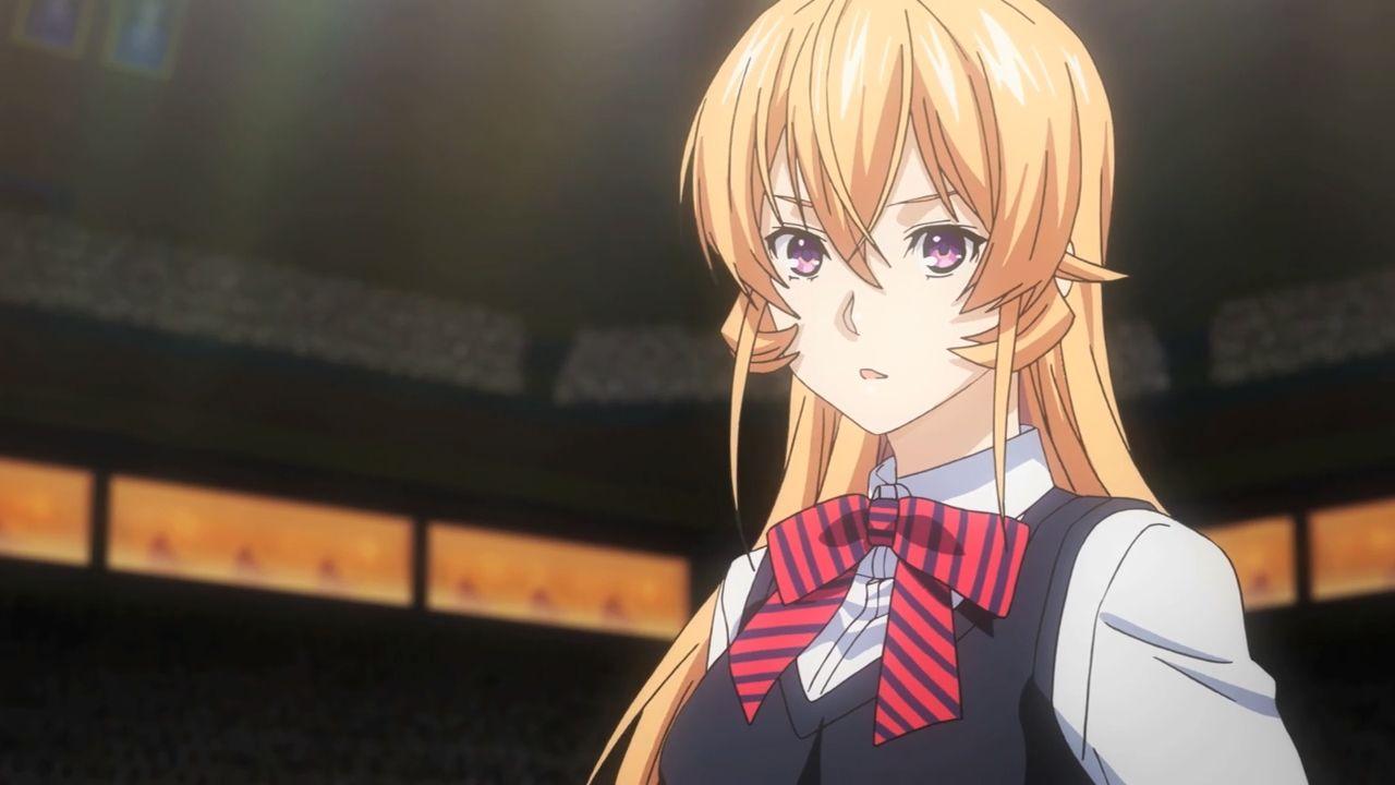 Best Anime like Shokugeki no Souma: Ni no Sara OVA: TOP 10