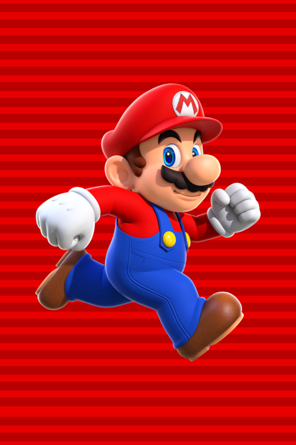 Super Mario Iphone Wallpaper
