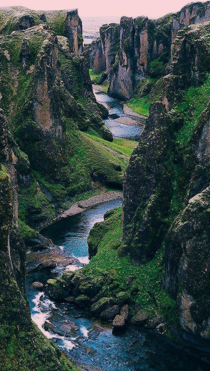 Photo of Best Photography Landscapes In Iceland – Fjaðrárgljúfur Canyon